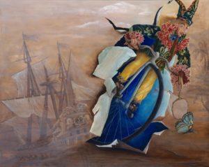 Visionäre Kunst und Mythorealismus: Online Galerie für visionäre Kunst im Stil des Mythorealismus einer Deutungsweise der Wirklichkeit und ihrer Hintergründe